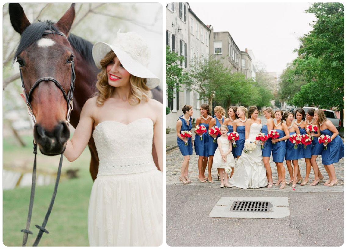 Kentucky Derby Wedding Inspiration - Fairly Southern