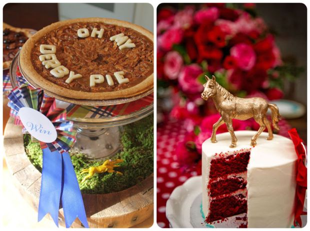 Derby Wedding Dessert Bar - Wedding Belles