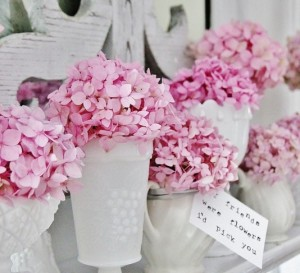 Classically Carolina: Hydrangeas - Wedding Belles