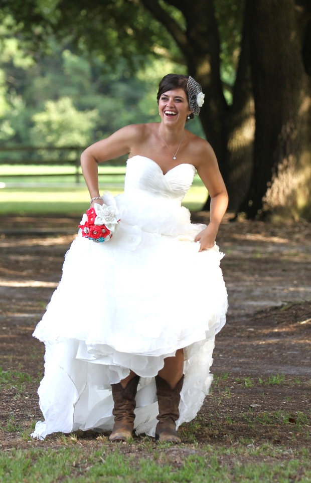 Rose Hill Bridal Portraits - Fairly Southern