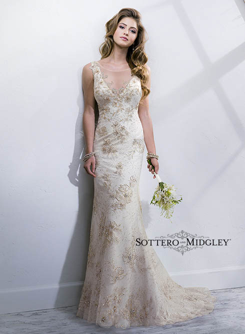 Keisha by Sottero & Midgley - Wedding Belles Blog