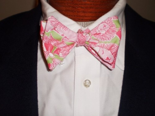 Lilly Pulitzer Bow Tie - Fairly Southern