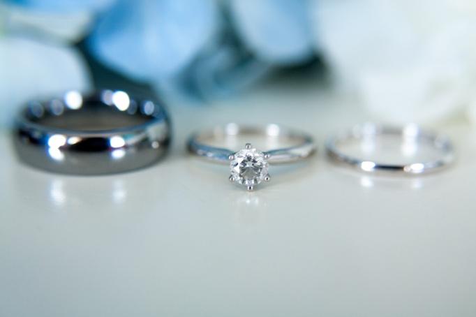 Diamond ring  |  Fairly Southern