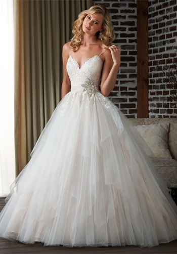 Bonny Bridal style 308 - Wedding Belles Blog