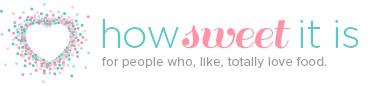 How Sweet It Is Logo - Wedding Belles Blog