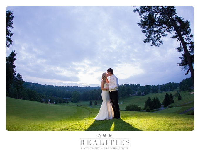 Classic Country Club Wedding in the NC Mountains - Wedding Belles Blog