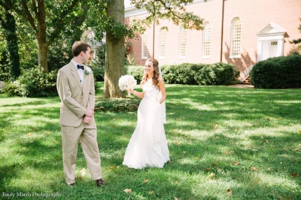 First Look - Wedding Belles Blog