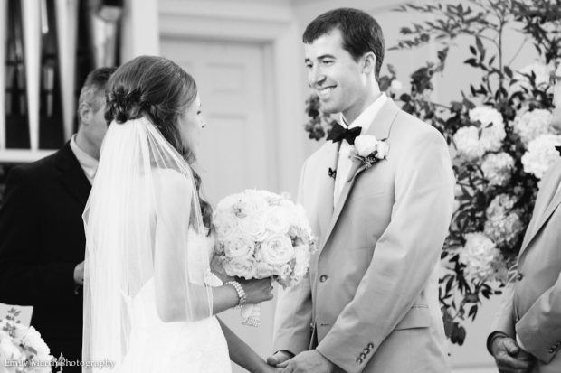 Wedding Ceremony - Wedding Belles Blog