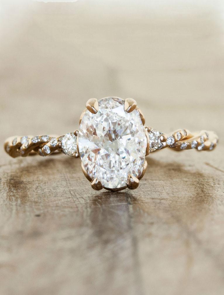 6 Unique Engagement Rings Just In Time for Engagement Season