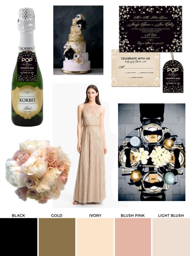 How to Brand Your Wedding via Maven Bride - Wedding Belles Blog