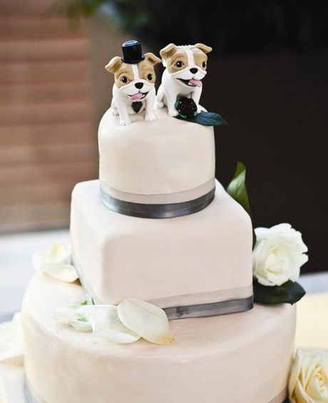 Puppy Love: Incorporating Your Dog Into Your Wedding - Wedding Belles Blog