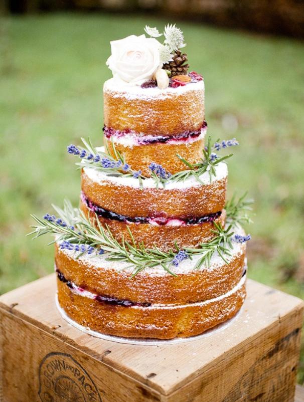 Least Favorite Wedding Trend of 2014: Naked Wedding Cakes - Wedding Belles Blog