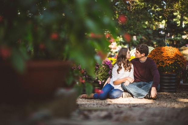 North Carolina State Fair Engagement Session - Wedding Belles Blog