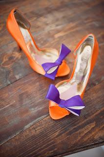 Clemson Heels - Wedding Belles Blog