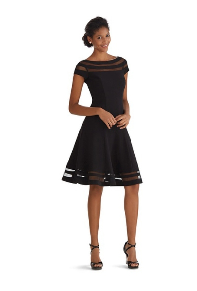 White House Black Market MOB Dress for Stylish Mamas - Fairly Southern