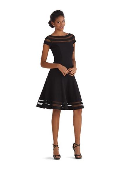 White House Black Market MOB Dress for Stylish Mamas - Wedding Belles Blog