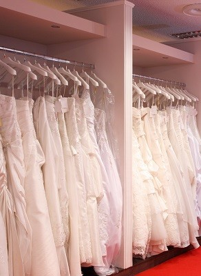 How to Not Look Fat In Your Wedding Dress via She Finds - Wedding Belles Blog