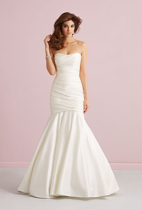 Style 2752F by Allure Romance, $618 - Wedding Belles Blog