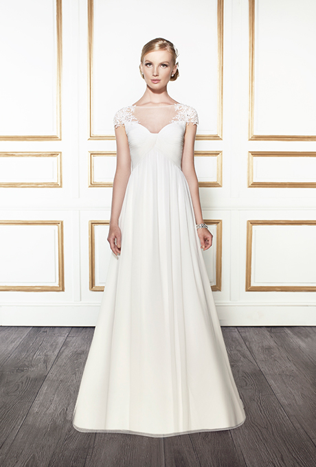 Style T670 by Moonlight Tango, $795 - Wedding Belles Blog