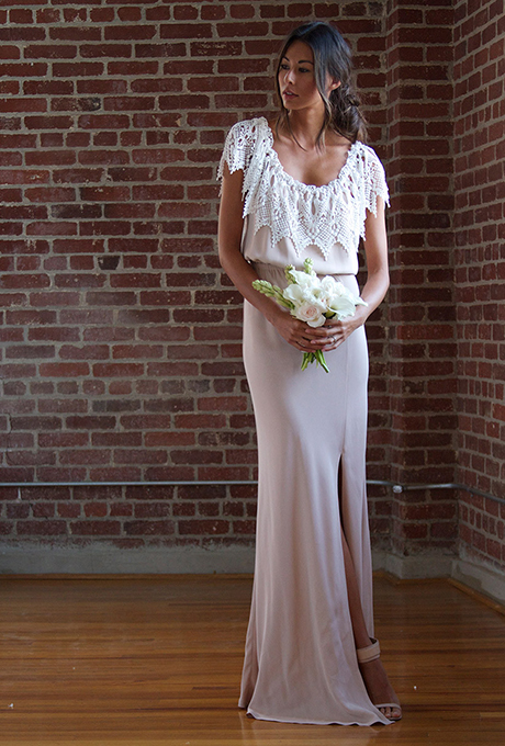 """Rupp"" by Stone Cold Fox, $550 - Wedding Belles Blog"