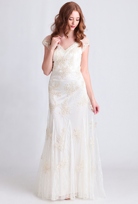"""Corrine"" by Sue Wong, $629 - Wedding Belles Blog"