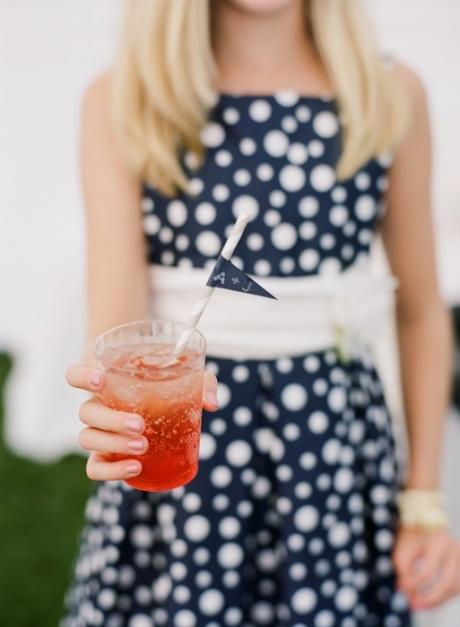 Cheerwine Signature Cocktail - Wedding Belles Blog