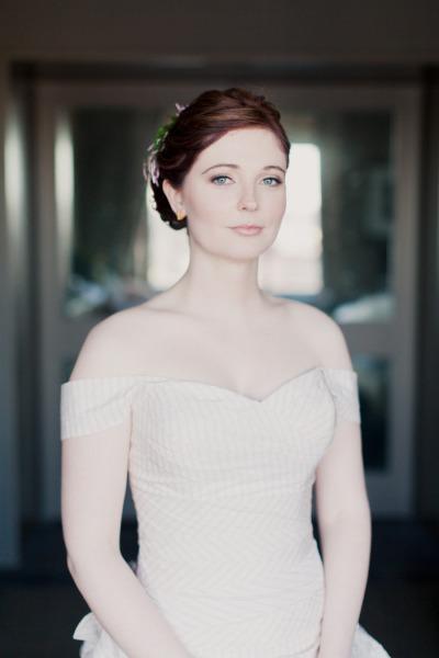 The Libertine Wedding Gown by Ian Stuart - Wedding Belles Blog