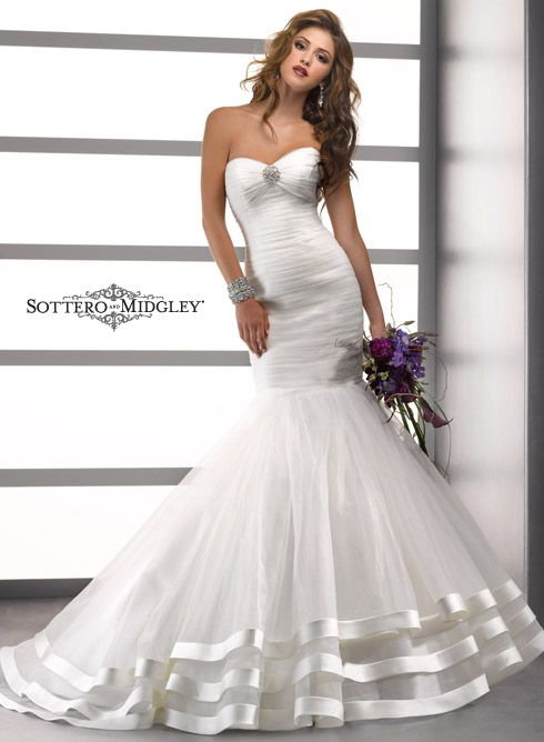 """Marlena"" by Sottero and Midgley - Fairly Southern"