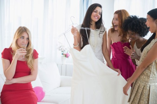 5 Insane Things Brides Have Asked Their Bridesmaids to Do, via Brides - Wedding Belles Blog