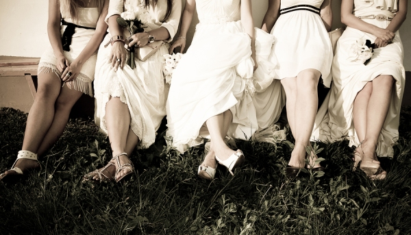 How to Handle Those Touchy Bridesmaid Subjects, via Loverly - Wedding Belles Blog