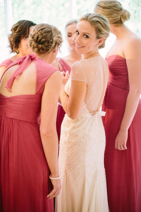 10 Things All Brides Should Tell Their Bridesmaids Before the Wedding, via Brides - Fairly Southern