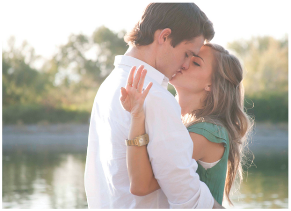 How to Make the Most of Your Engagement Photo Sesh, via Loverly - Wedding Belles Blog