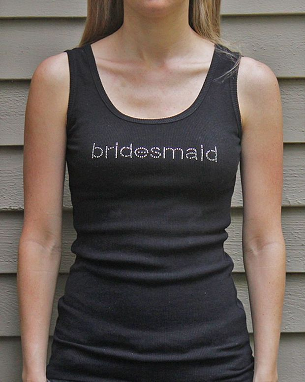 On Sale: Bridesmaid Tanks - Fairly Southern