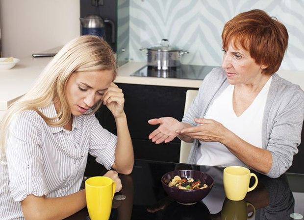 Crazy Things Mothers-In-Law Have Said, Via Brides   Trés Belle