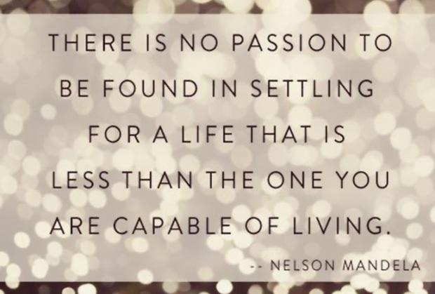 Nelson Mandela Quote | Trés Belle