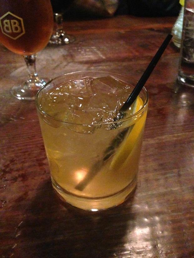 Five-Spice Sangria   Trés Belle