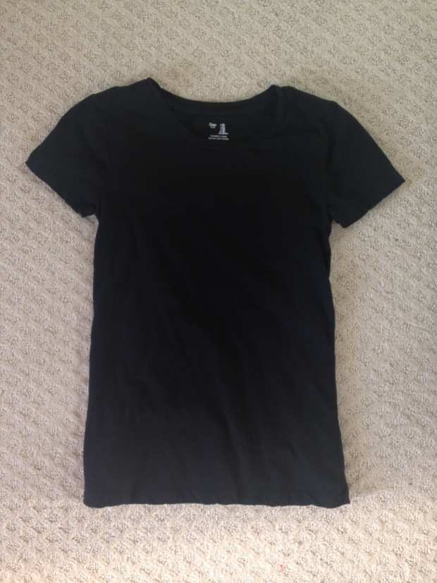 Inside Out Ethical Fashion Challenge: The Forgotten Black T-Shirt | Fairly Southern