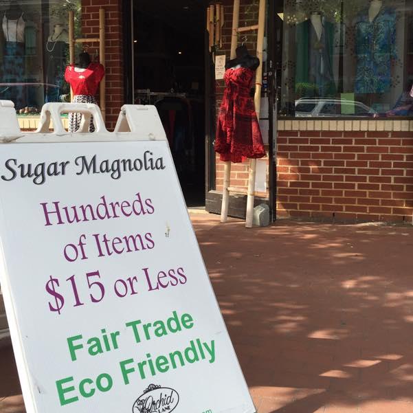 Sugar Magnolia Raleigh NC | Très Belle