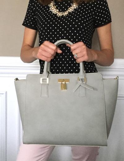 Ethically Made Handbag by Angela Roi  |  Trés Belle