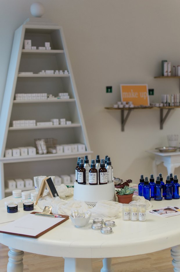 Ethical Skin Care at Be Pure Beauty in Durham   Fairly Southern