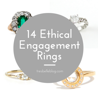 14 Ethical Engagement and Wedding Rings: Fair trade, eco-friendly, ethically sourced, and conflict-free.  |  Trés Belle