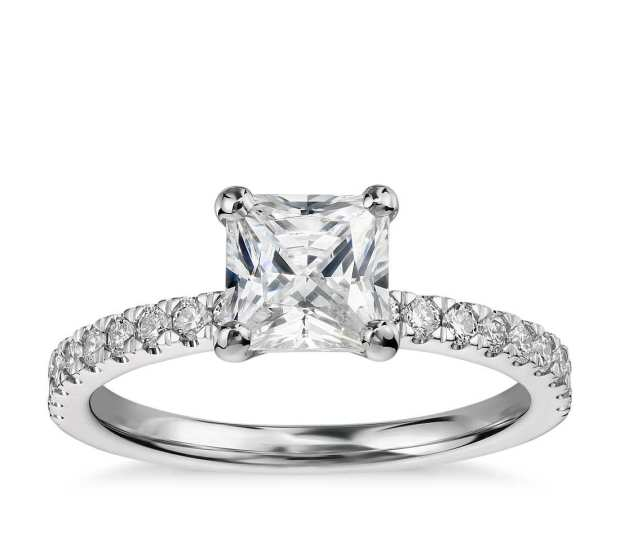 Blue Nile conflict-free diamonds and responsibly sourced metals. Ethical wedding and engagement rings!   Fairly Southern
