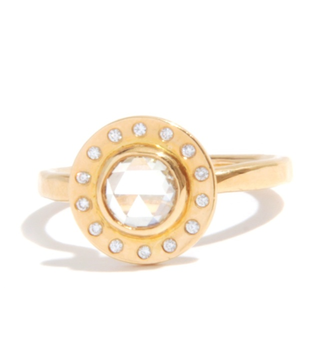 Melissa Joy Manning: Conflict-free diamonds, recycled gold and sterling silver, Green Certified   Fairly Southern