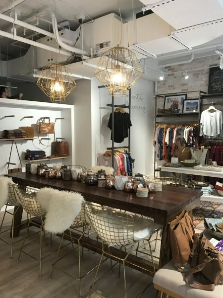 The Flourish Market ethical fashion store in Raleigh, NC | Trés Belle