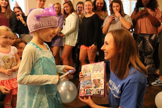 Make-A-Wish Eastern North Carolina Disney World Wish | Trés Belle