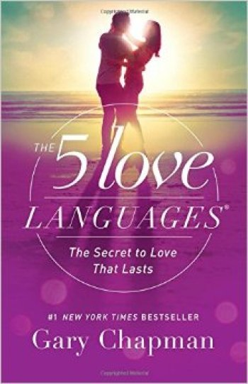 The 5 Love Languages by Gary Chapman Book Review | Fairly Southern