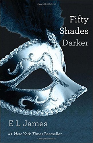 Fifty Shades Darker by E.L. James Book Review | Fairly Southern