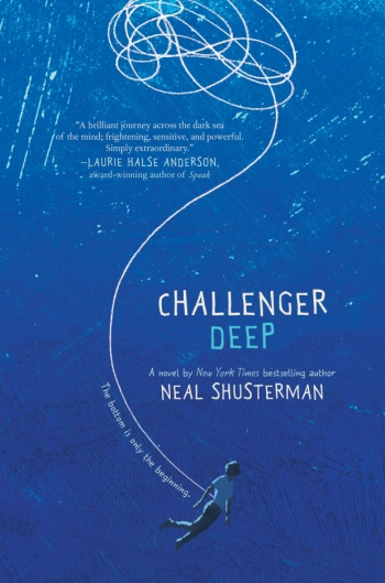 Challenger Deep by Neal Shusterman Book Review | Fairly Southern