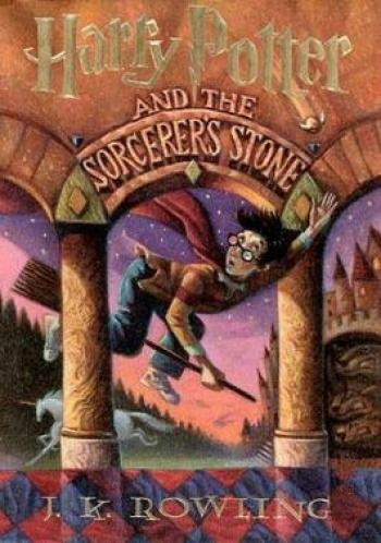 Harry Potter and the Sorcerer's Stone by J.K. Rowling Book Review | Fairly Southern