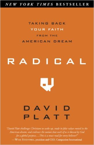 Radical: Taking Back Your Faith from the American Dream by David Platt Book Review | Fairly Southern